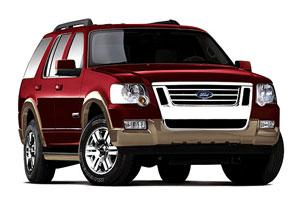 2008 Ford Explorer: What's New featured image large thumb0