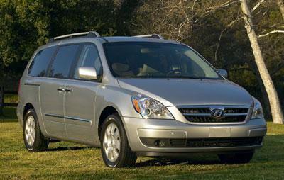 2008 Hyundai Entourage featured image large thumb0