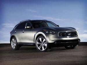 2009 Infiniti FX: I-Robot Meets I-Crossover featured image large thumb0