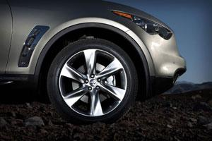 2009 Infiniti FX: I-Robot Meets I-Crossover featured image large thumb1