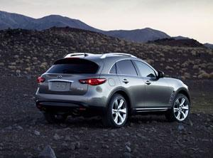 2009 Infiniti FX: I-Robot Meets I-Crossover featured image large thumb2
