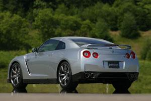 2009 Nissan GT-R: Superstar in the Making featured image large thumb1