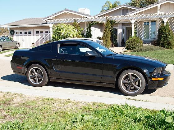 2005 - 2009 Ford Mustang Used Car Review featured image large thumb12