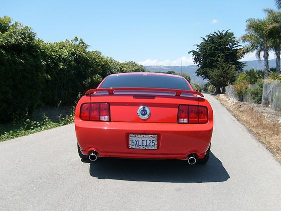 2005 - 2009 Ford Mustang Used Car Review featured image large thumb3