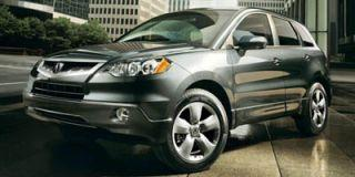 2008 Acura RDX featured image large thumb0