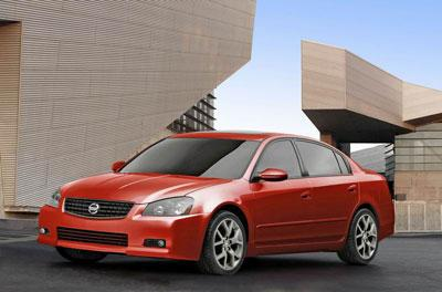 2005 Nissan Altima SE-R featured image large thumb5