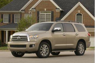 2009 Toyota Sequoia featured image large thumb0
