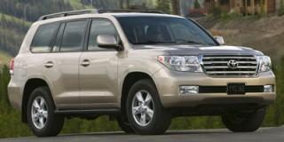 2009 Toyota Land Cruiser featured image large thumb0