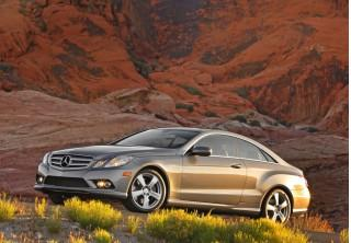 2010 Mercedes-Benz E-Class Coupe featured image large thumb0