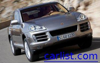 2009 Porsche Cayenne featured image large thumb0