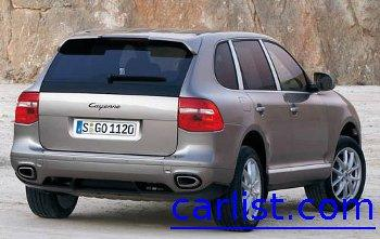 2009 Porsche Cayenne featured image large thumb3