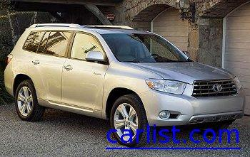 2009 Toyota Highlander featured image large thumb0