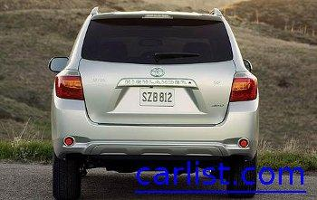 2009 Toyota Highlander featured image large thumb3