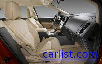 2009 Ford Edge featured image large thumb1