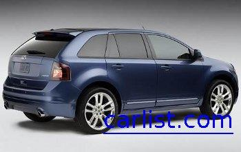 2009 Ford Edge featured image large thumb3