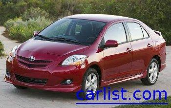 2009 Toyota Yaris featured image large thumb0