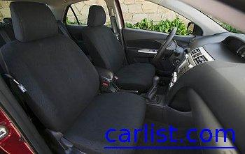 2009 Toyota Yaris featured image large thumb1
