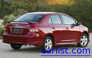 2009 Toyota Yaris featured image large thumb3