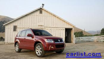2009 Suzuki Gran Vitara featured image large thumb0