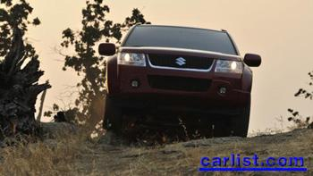 2009 Suzuki Gran Vitara featured image large thumb2