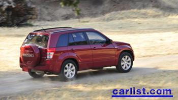 2009 Suzuki Gran Vitara featured image large thumb3
