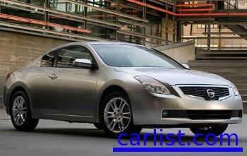 2009 Nissan Altima Coupe featured image large thumb0