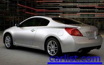 2009 Nissan Altima Coupe featured image large thumb3
