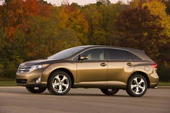 2009 Toyota Venza CUV featured image large thumb0