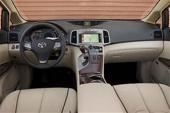 2009 Toyota Venza CUV featured image large thumb1