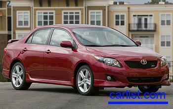 2009 Toyota Corolla sedan featured image large thumb0