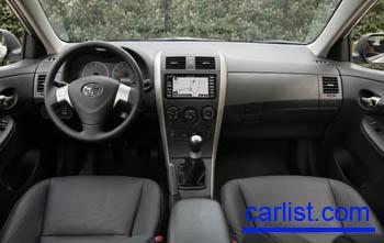 2009 Toyota Corolla sedan featured image large thumb1