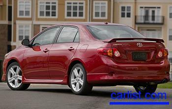 2009 Toyota Corolla sedan featured image large thumb3