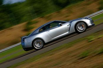 2009 Nissan GT-R featured image large thumb0