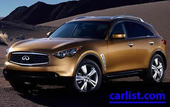 2009 Infiniti FX CUV featured image large thumb0