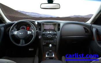 2009 Infiniti FX CUV featured image large thumb1
