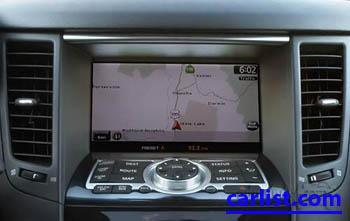 2009 Infiniti FX CUV featured image large thumb2