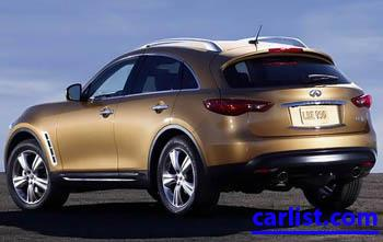 2009 Infiniti FX CUV featured image large thumb3
