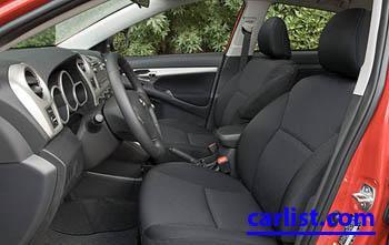 2009 Toyota Matrix CUV featured image large thumb1