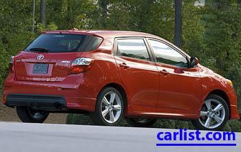 2009 Toyota Matrix CUV featured image large thumb3