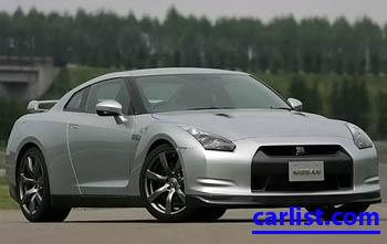 2009 Nissan GT-R Super Coupe featured image large thumb0