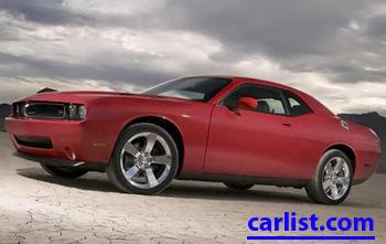 2009 Dodge Challenger R/T featured image large thumb0