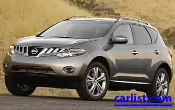 2009 Nissan Murano LE featured image large thumb0