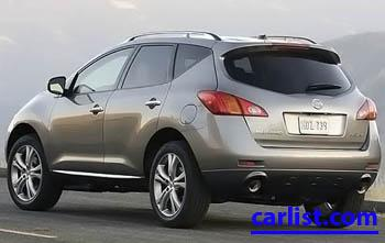 2009 Nissan Murano LE featured image large thumb3