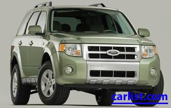 2009 Ford Escape Hybrid CUV featured image large thumb0