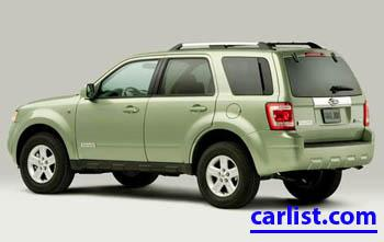 2009 Ford Escape Hybrid CUV featured image large thumb2