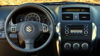 2009 Suzuki SX4 CUV featured image large thumb2