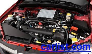 2009 Subaru WRX STI hatchback featured image large thumb2