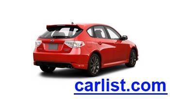 2009 Subaru WRX STI hatchback featured image large thumb3