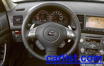 2009 Subaru Outback featured image large thumb1