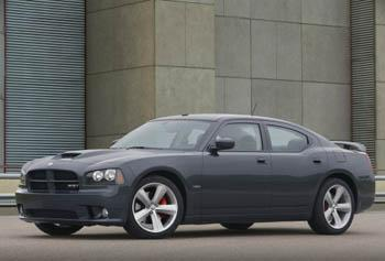 2009 Dodge Charger SRT8 featured image large thumb0